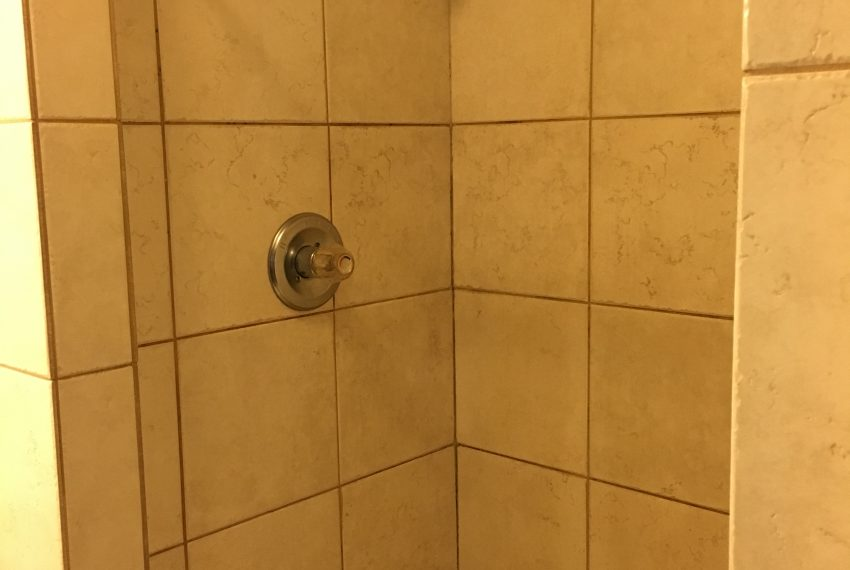 2nd fl shower