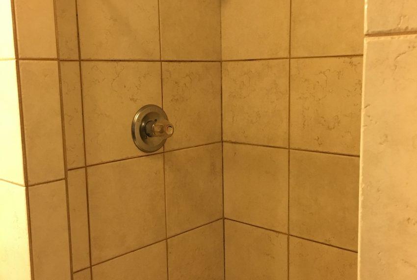 2nd fl shower